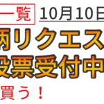 【ライブ配信報告】第15回:10月10日 10銘柄をリアルタイム分析しました!